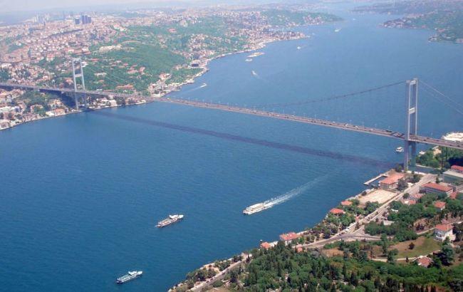 Разведка сообщила о проблемах с проходом кораблей РФ через Босфор