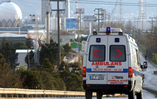 У Туреччині перекинувся автобус із гандбольною командою, є жертви