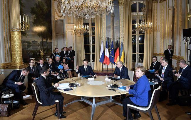 Нормандська зустріч 30 квітня спробує дати імпульс ТКГ, - джерело