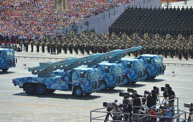 Китай обошел Россию в рейтинге производителей оружия, - SIPRI