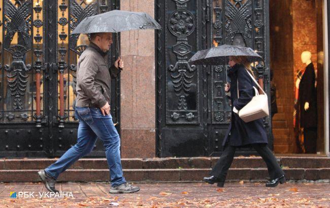 Дожди по всей Украине и похолодание: какой будет погода сегодня