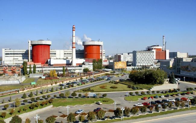 Фото: на Южно-Украинской АЭС усилили охрану