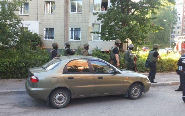 Во Львове пограничники обнаружили квартиру, где в плену удерживали нелегалов