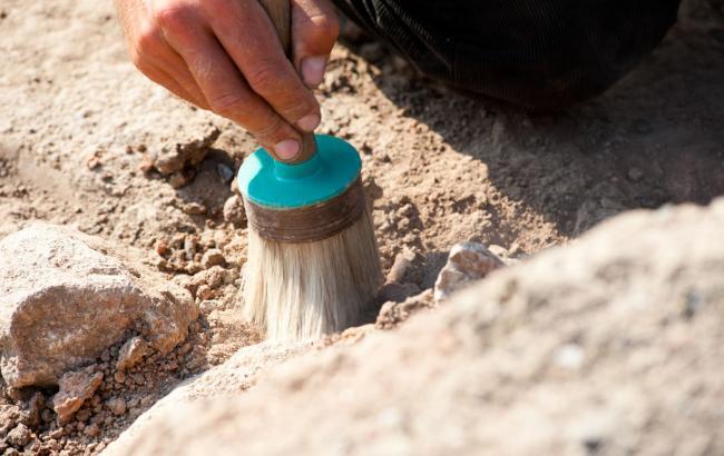 Фото:Раскопки велись на Львовщине (zn.ua)