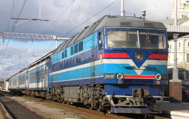 """Фото: """"Укрзалізниця"""" призначила новий поїзд Хмельницький-Лисичанськ"""