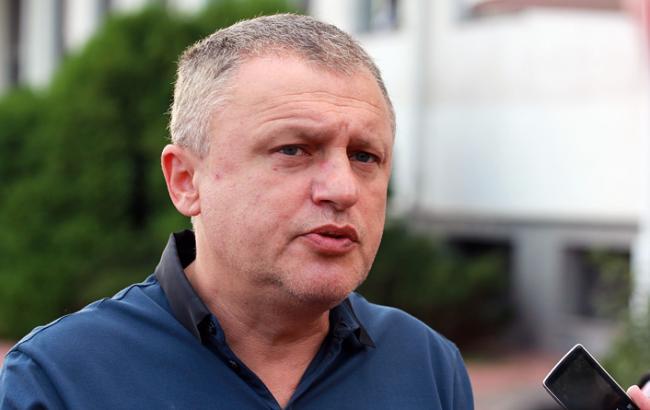 Олександр ХАЦКЕВИЧ— головний тренерФК «Динамо» Київ