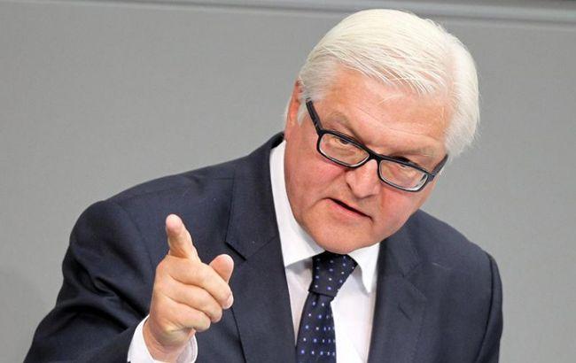 Штайнмайер прокомментировал заявление Медведева о возвращении к холодной войне