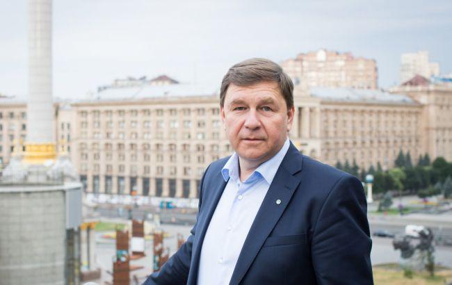 Кандидат в мэры Киева Поживанов представил свою концепцию развития города