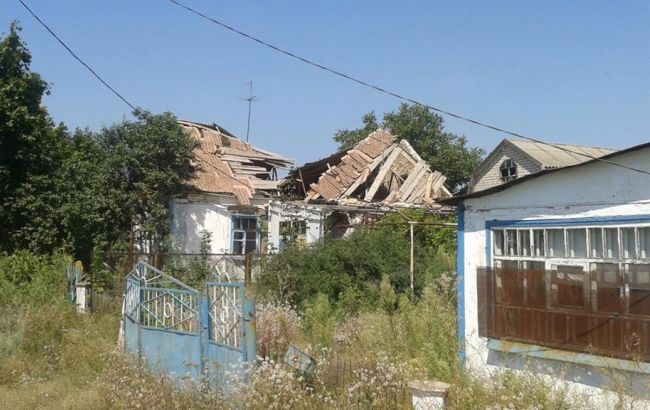 За час АТО в Гранітному загинули 10 мирних жителів, - Аброськін