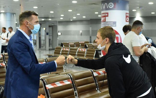 """П'ять гравців """"Динамо"""" не допоможуть збірній України на старті Ліги націй"""