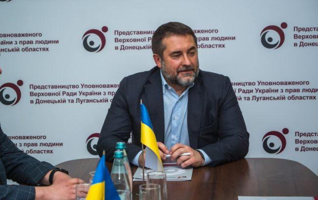 Глава Луганской ОГА предложил прекратить экономическую блокаду Донбасса
