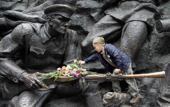 Україна сьогодні відзначає 71-ту річницю визволення від фашистських загарбників