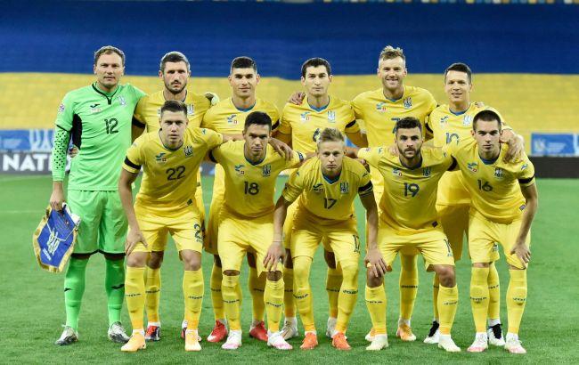 Сборная Украины узнала своих соперников на пути к ЧМ-2022