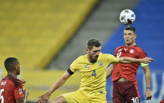УЕФА вынесет решение по матчу Швейцария - Украина на следующей неделе
