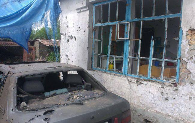 ВДонецкой области задва дня пострадали 4 мирных жителя