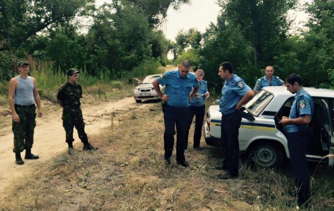 МВД Украины курирует торговлю лесом зоны АТО