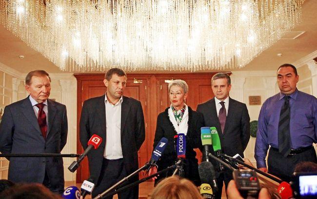 Фото: у Мінську відбулося засідання контактної групи