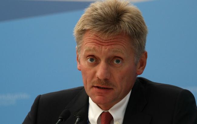 ВКремле неисключают вероятность встречи внормандском формате вближайшее время