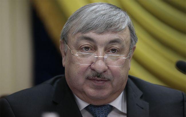 Фото: екс-суддя ВГС Віктор Татьков