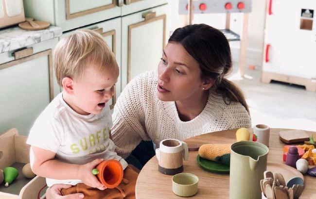 Так виглядає щастя: Регіна Тодоренко розчулила ніжним фото з сином