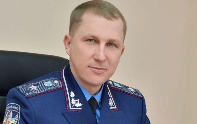 Фото: глава поліції Донецької області В'ячеслав Аброськін