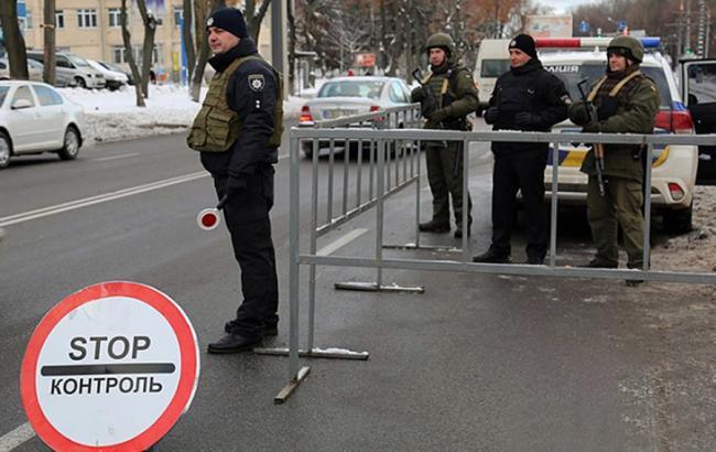 На въездах в Винницу установили блокпосты