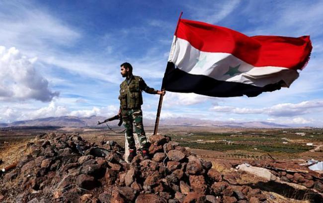 Фото: Сирия
