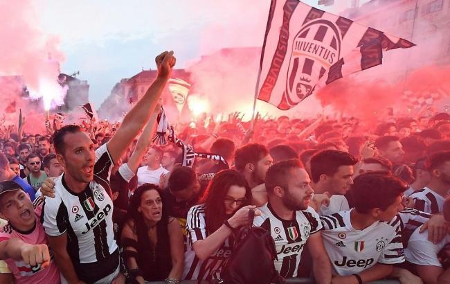 Число постраждалих в тисняві на фіналі Ліги чемпіонів в Турині перевищило 1,5 тис. осіб