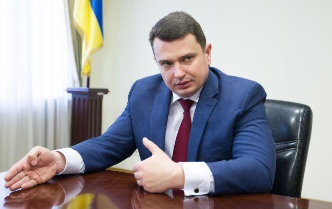 Артем Сытник утверждает, что сам он не пойдет в президенты (Фото: РБК-Украина/Виталий Носач)