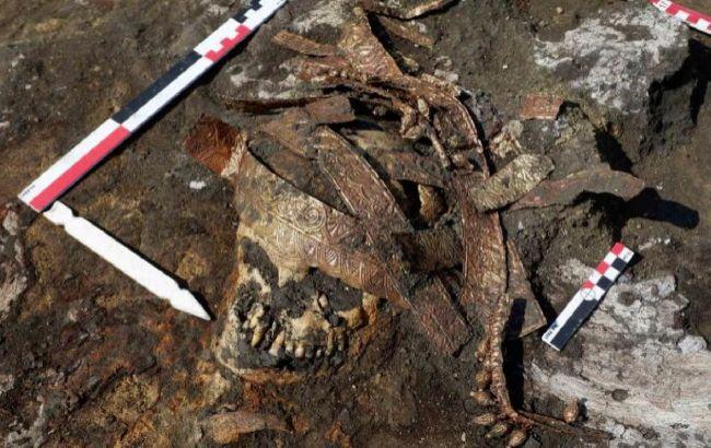 Археологи разгадали тайну скифского воина: он оказался 13-летней девочкой