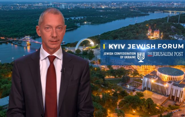 Ложкин: мы являемся свидетелями возрождения еврейской жизни в Украине