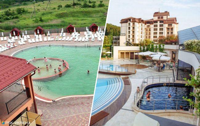 Курорты открываются: где отдохнуть в термальных бассейнах Закарпатья весной