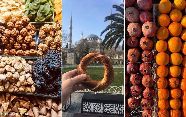 """Кулінарні """"родзинки"""": кращі вуличні страви, які варто скуштувати в Стамбулі"""