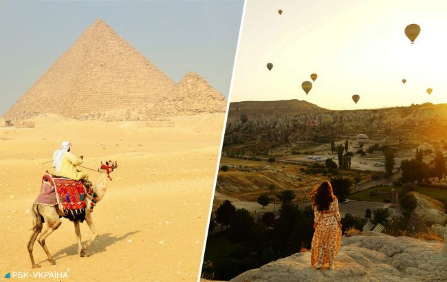 Туреччина чи Єгипет: порівнюємо ціни і сервіс у преміум-готелях двох країн