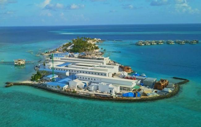 Стало відомо, чому Мальдіви такі дорогі: справа не в білосніжному піску і лазурному океані