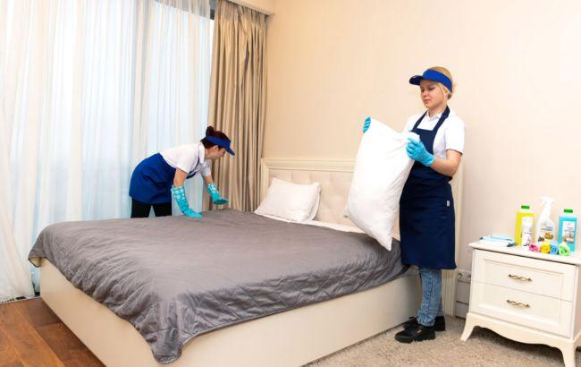 Сколько стоит генеральная уборка квартиры в Киеве?