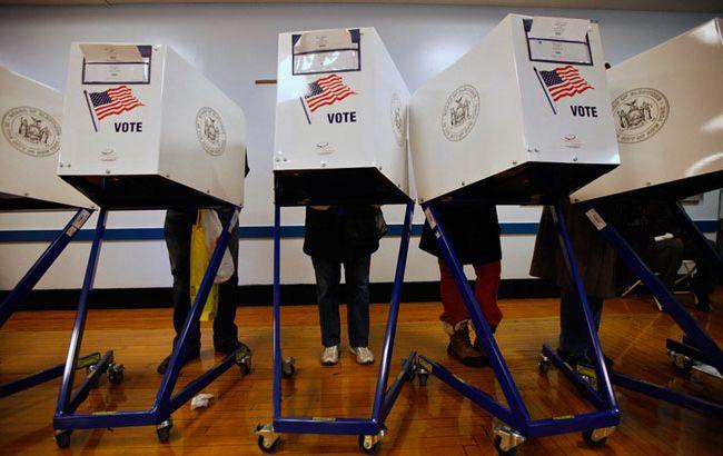 Фото: вибори в США 2016