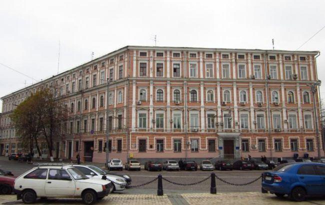 ВКиеве следователя полиции задержали завзятку в100 тысяч гривен,