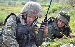 Боевики обстреливали позиции ООС из запрещенного оружия: один боец получил ранение