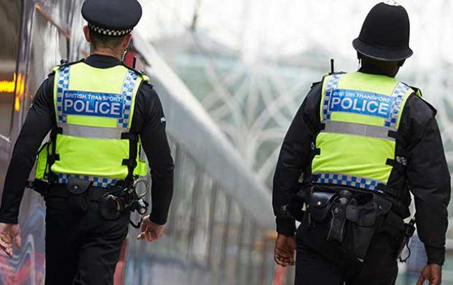 Фото: поліція Британії (twitter.com/BTP)