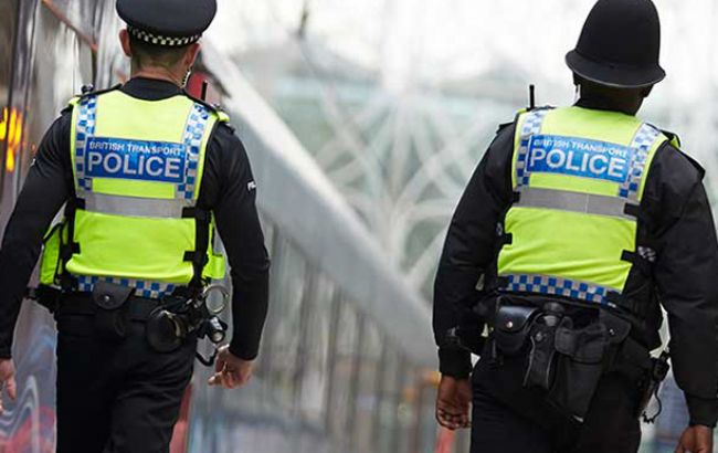 Фото: полиция Британии (twitter.com/BTP)