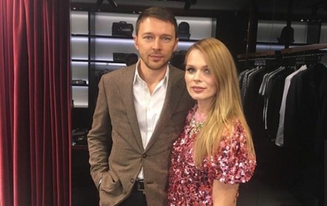 Фото: Ольга Фреймут и Владимир Локотко (tsn.ua)