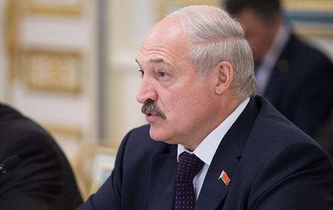 Лукашенко заявив, що Порошенко не підтримав його ініціативи щодо Донбасу