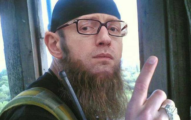 Фото: Фотожаба на выдуманное россиянами чеченское прошлое Яценюка
