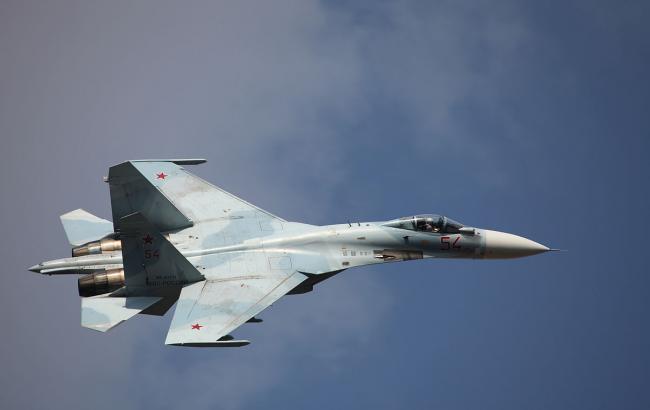 ВМС США звинуватили винищувач РФ в небезпечному маневруванні над Чорним морем