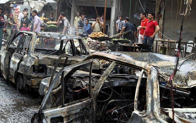 Фото: в Алеппо идут ежедневные атаки режима Асада