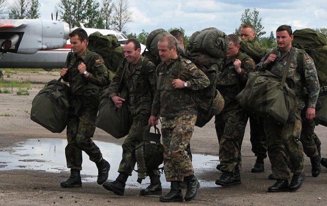 Фото: немецкие военные