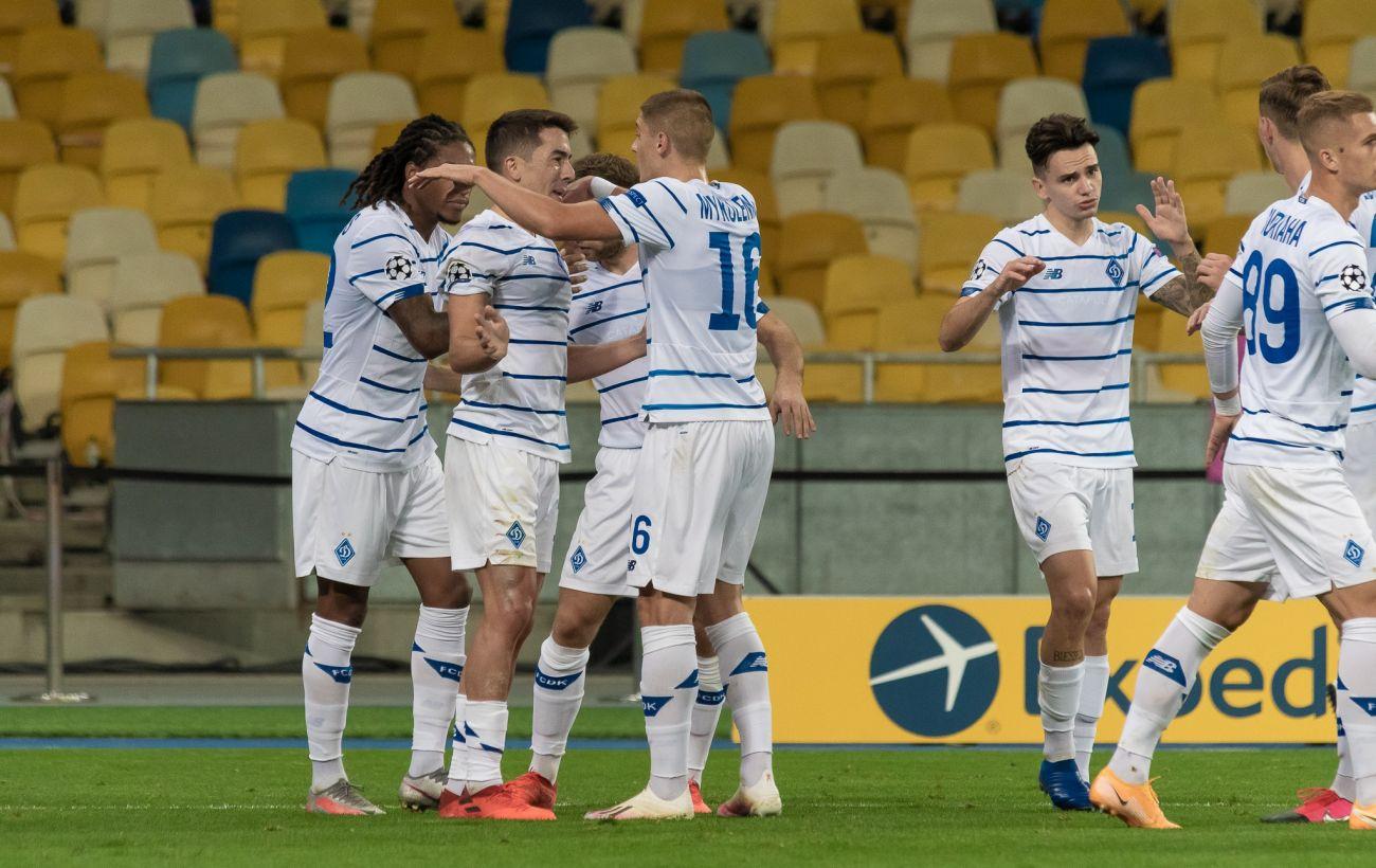 Динамо Ювентус - болельщиков допустили на домашний матч в Лиге чемпионов    РБК Украина
