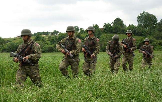 Фото: турецькі солдати