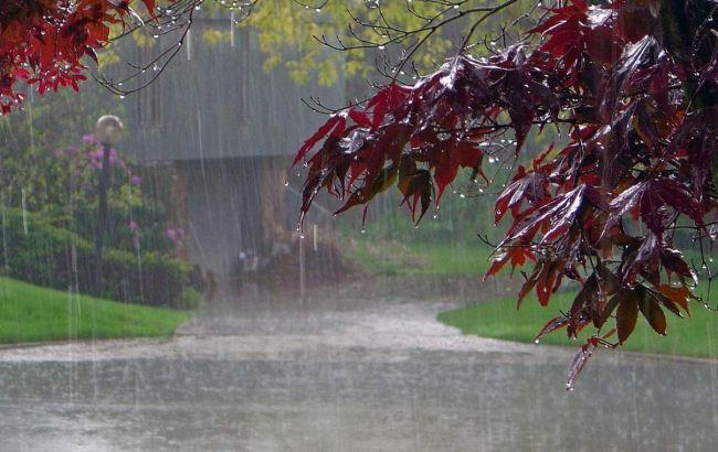 Фото: ухудшение погоды ожидает и жителей Киева и Киевской области